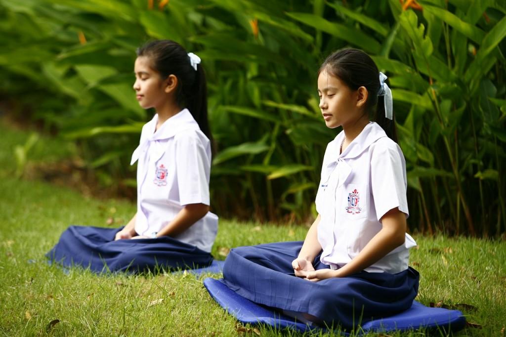 Explore the benefits of meditation